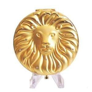 Golden Leo Pleasures Estee Lauder Solid Perfume Compact Beauty