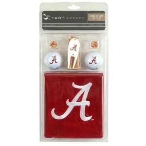 Alabama Crimson Tide NCAA Golf Gift Set