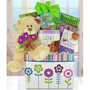 Surprise for Her Snack Food Basket   Mothers Day Gift Idea for Her