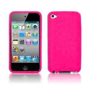 Silicone Skin Gel Cover Case For Apple iPod Touch 4 (4th Generation