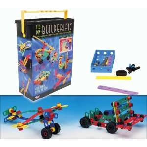 118 Piece Builderific building set toy Toys & Games
