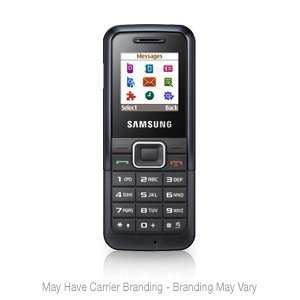 Samsung E1075L GSM Cell Phone   Unlocked Cell Phones & Accessories