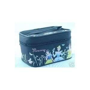 Disney Princess Vanity Cosmetic Case Bag   Black  Toys & Games