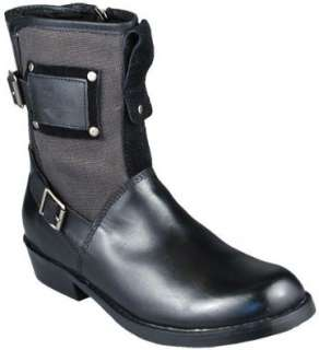Harley Davidson Womens Devonshire Leather Boots Shoes
