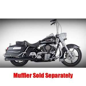 86739 RSD Tracker Duals Tracker Head Pipes for Harley Davidson Touring