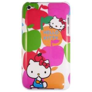 Hello Kitty Apples Hard Case for Apple iPod Touch 4th Gen