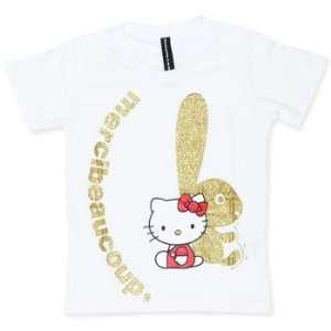 Hello Kitty White Bunny T Shirt (WM) Toys & Games