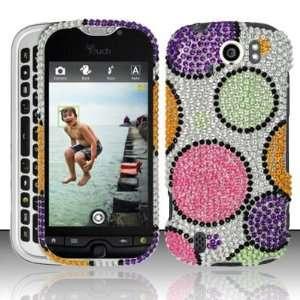 HTC myTouch Slide 4G T Mobile Diamond Rhinestones Bling