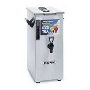 Iced Tea/Coffee Dispensers   4 Gal. Tall, Brew Through Lid