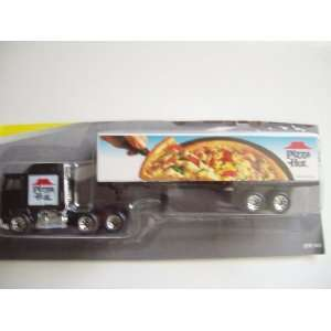 Super Rig Pizza Hut Tractor Trailer Truck Kenworth Toys & Games