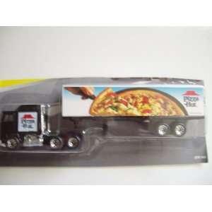 Super Rig Pizza Hut Tractor Trailer Truck Kenworth Toys & Games