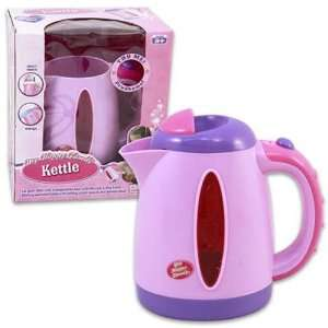 DDI Kettle 7 Inches With Histle Light & Sound Case Pack 6
