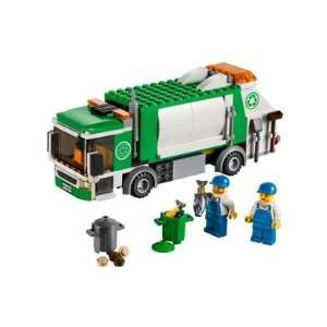 Lego City Garbage Truck   4432: Toys & Games