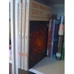 The World We Live In Three Volume Set Books