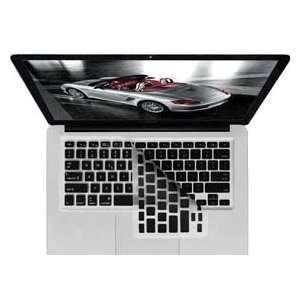 Macbook Pro Unibody Keyboard Cover Black German Ultra Thin