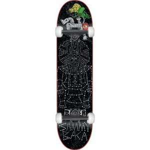 Baker Bacca Super Jack Complete Skateboard   8.19 w/Mini