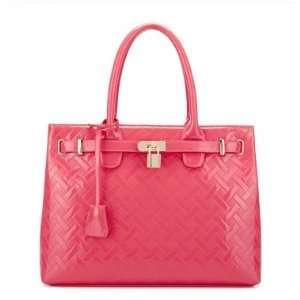 Faux Patent Leather Purse Satchel Shoulder Bag Handbag Tote Colourful