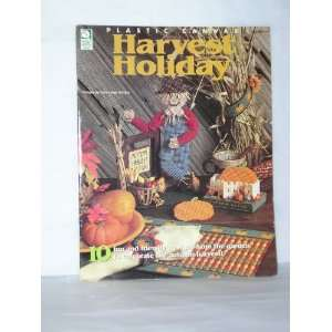 Plastic Canvas Harvest Holiday (10 Fun and friendly designs