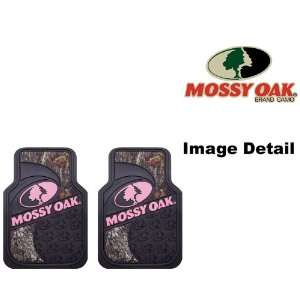 Mossy Oak Pink Camo Car Truck SUV Front Seat Heavy Duty Trim to Fit