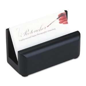 Wood Tones Business Card Holder