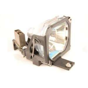 Epson EMP 7200 projector lamp replacement bulb with housing   high