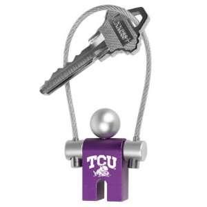 TCU Horned Frogs Jumper Keychain
