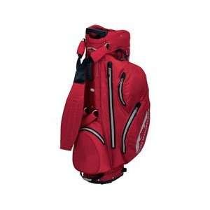 Sun Mountain 2009 H2NO Waterproof Cart Bag  Red Sports