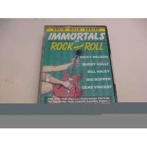 Immortals of Rock & Roll Various Artists Music