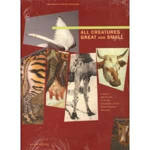 All Creatures Great and Small Russian Animal Art 18th to