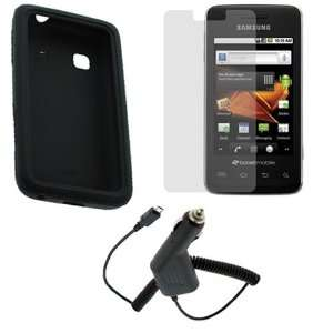 GTMax 3pc Accessory Bundle Kit for Samsung Galaxy Prevail