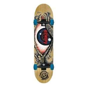 Santa Cruz Roskopp Powerply Skateboard Complete   7.9