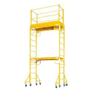 Bil Jax Pro Jax Utility Scaffolding w/ Outriggers Home Improvement