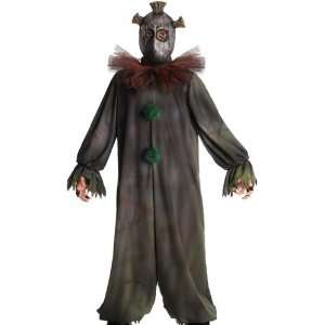 Kids Scary Evil Clown Boys Halloween Party Costume M: Toys & Games