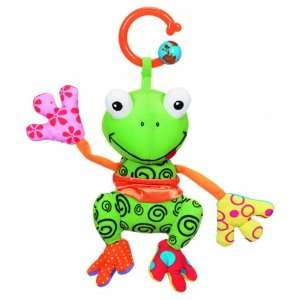 com Munchkin Dangly Buddy Teethers and Car Seat Toy,Colors Vary Baby