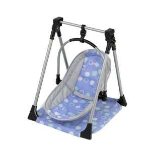 Maclaren 3 in 1 Doll Swing  High Chair Set: Toys & Games