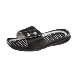 Boys UA Playmaker II Slides Sandal by Under Armour: Shoes