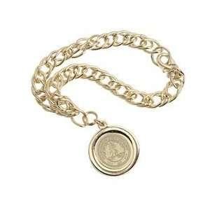 Stanford   Charm Bracelet   Gold