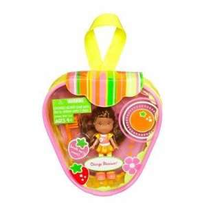 Strawberry Shortcake ORANGE BLOSSOM Mini Doll in Purse