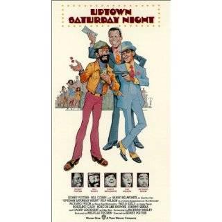 Uptown Saturday Night [VHS]