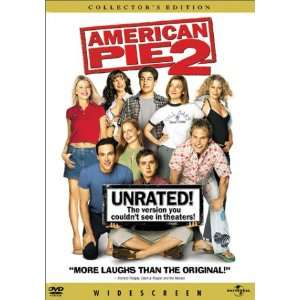 American Pie 2 (Unrated Widescreen Collectors Edition