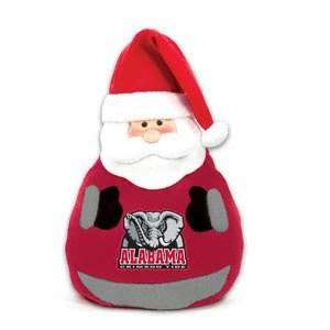 Alabama Crimson Tide Santa Pillow