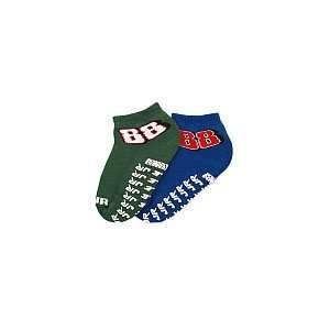 For Bare Feet Dale Earnhardt, Jr. Slipper Socks Kids   2