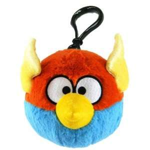 Angry Birds Space Blue Bird Backpack Cllip Toys & Games