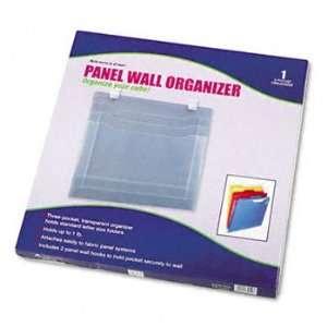 Advantus® Three Pocket Panel Wall Organizers ORGANIZER