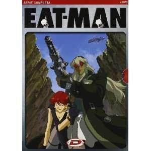 Eat Man   Complete Box Set (4 Dvd) Koichi Mashimo Movies & TV