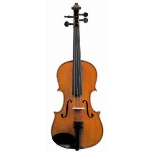 : Stage One SAV 4681 4/4 Size Solid Wood Violin: Musical Instruments