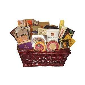 Tasty Tempations Gourmet Gift Basket: Grocery & Gourmet Food
