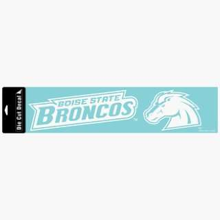 NCAA Boise State Broncos 4x16 Die Cut Decal