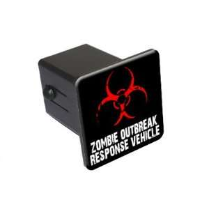 Zombie Outbreak Response Vehicle   2 Tow Trailer Hitch