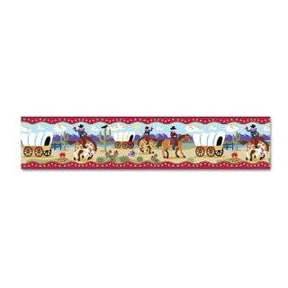 Ride Em Cowboy   Rodeo   Peel & Stick   Wallpaper Border: